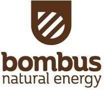 Bombus Natural Energy logo