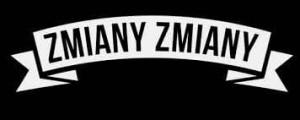 zmiany zmiany logo
