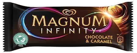 Magnum życzy konsumentom gorzkiej przygody trwającej w infinity