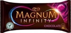 magnum infinity choc