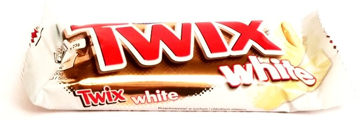 Mars, Twix White limited (1)