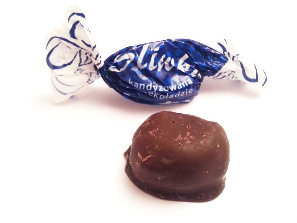 Śliwka kandyzowana w czekoladzie Luximo Premium (1)