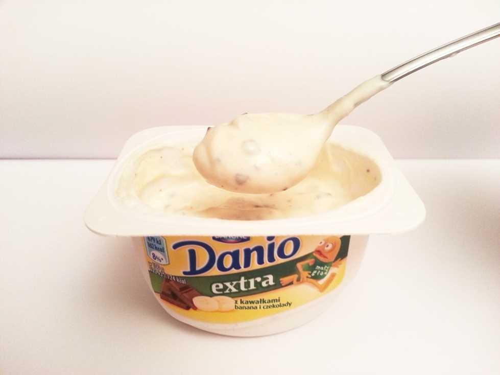 Danio banan czekolada (2)