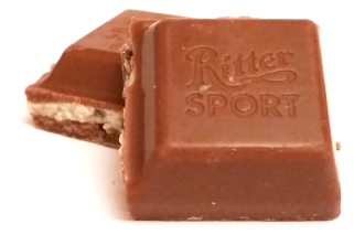 Ritter Sport, Cookies and Cream mini 2016 (7)