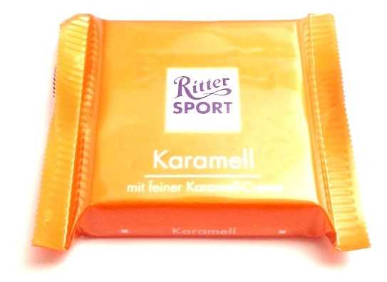Ritter Sport Karamell mini
