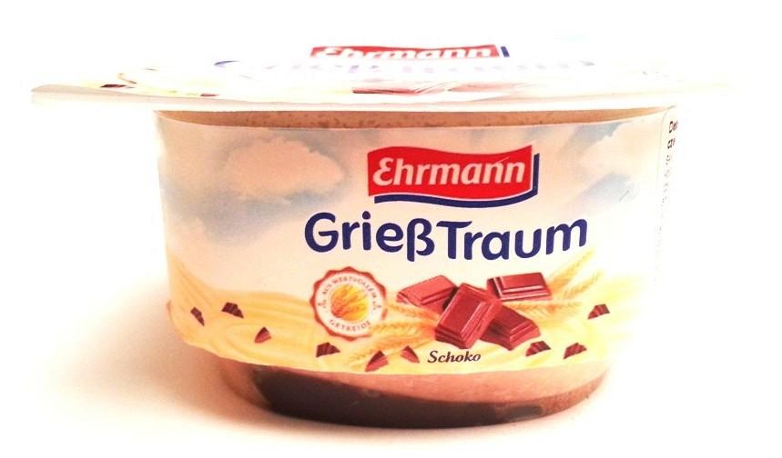 Grießtraum Ehrmann Schoko (1)
