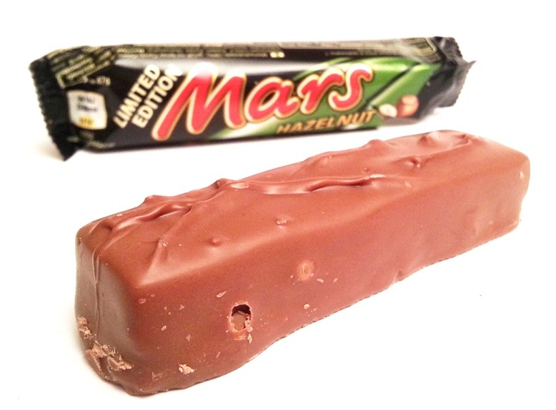 Mars Hazelnut limited edition (1)