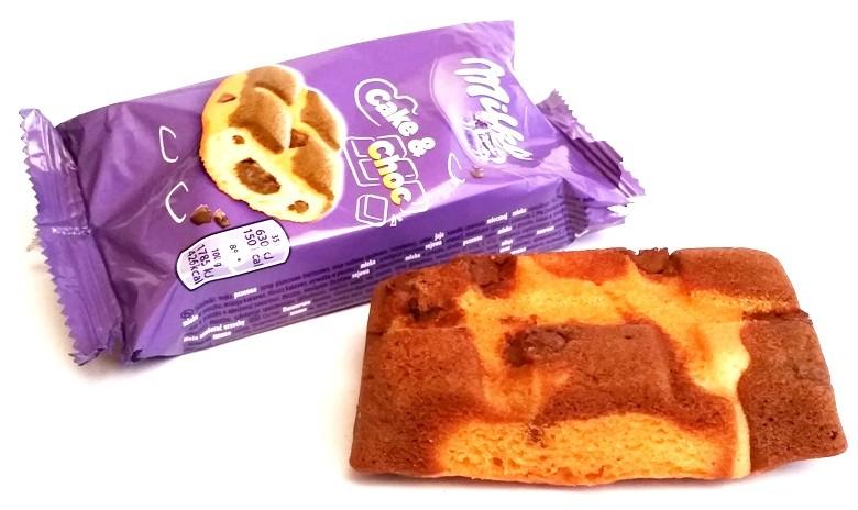 Milka, Cake Choc ciastko (3)