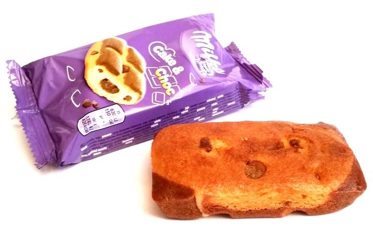 Milka, Cake Choc ciastko (4)
