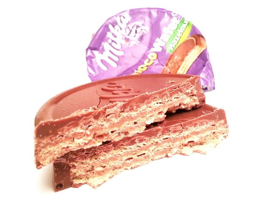 Milka ChocoWafer Hazelnut (1)