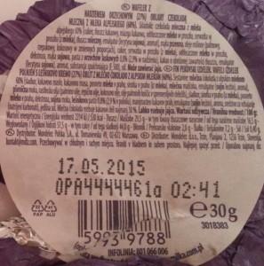 Milka ChocoWafer Hazelnut (5)