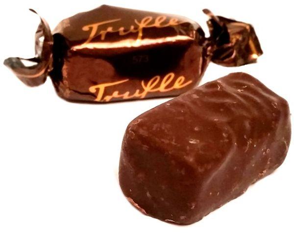 Odra, Trufle, cukierki czekoladowe na wage z alkoholem, copyright Olga Kublik