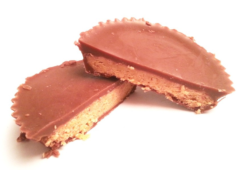 Reese's peanut butter cups (4)