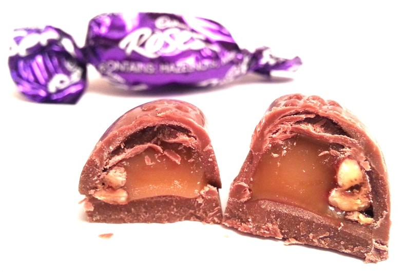 Cadbury Roses mini Hazel in Caramel (2)