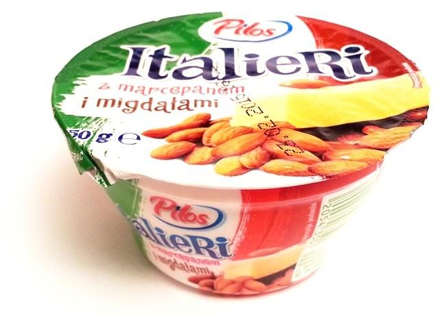Lidl Pilos, Italieri z marcepanem i migdałami (1)
