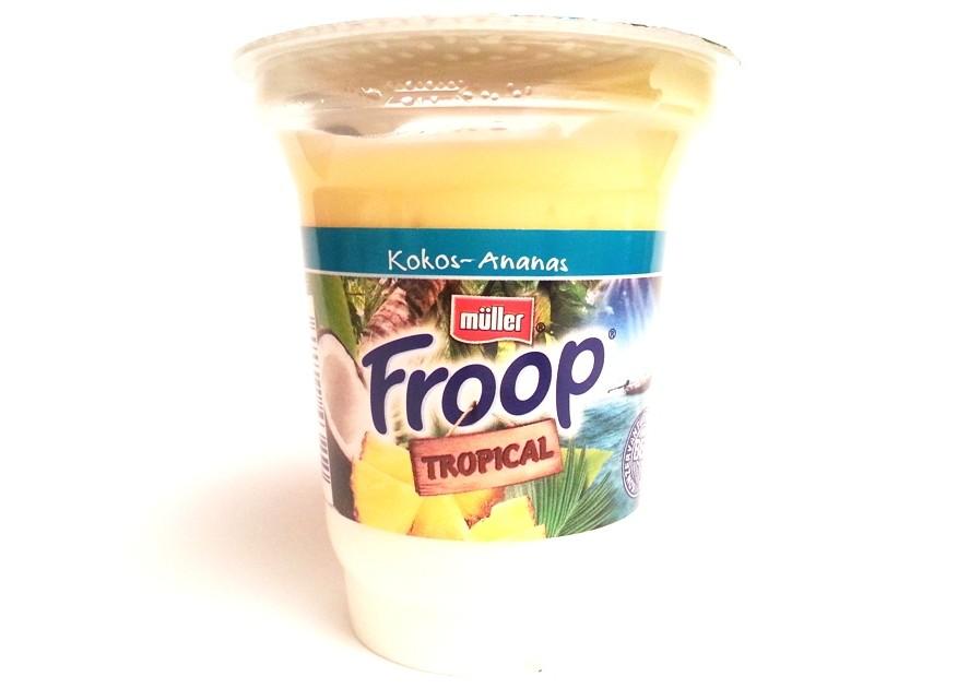 Muller Froop Tropical Ananas-kokos (1)