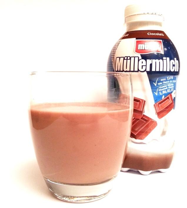 Muller, Mullermilch czekoladowy (1)