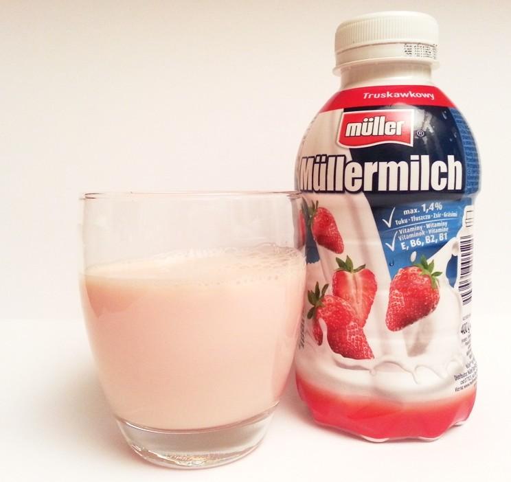 Muller, Mullermilch truskawkowy (1)