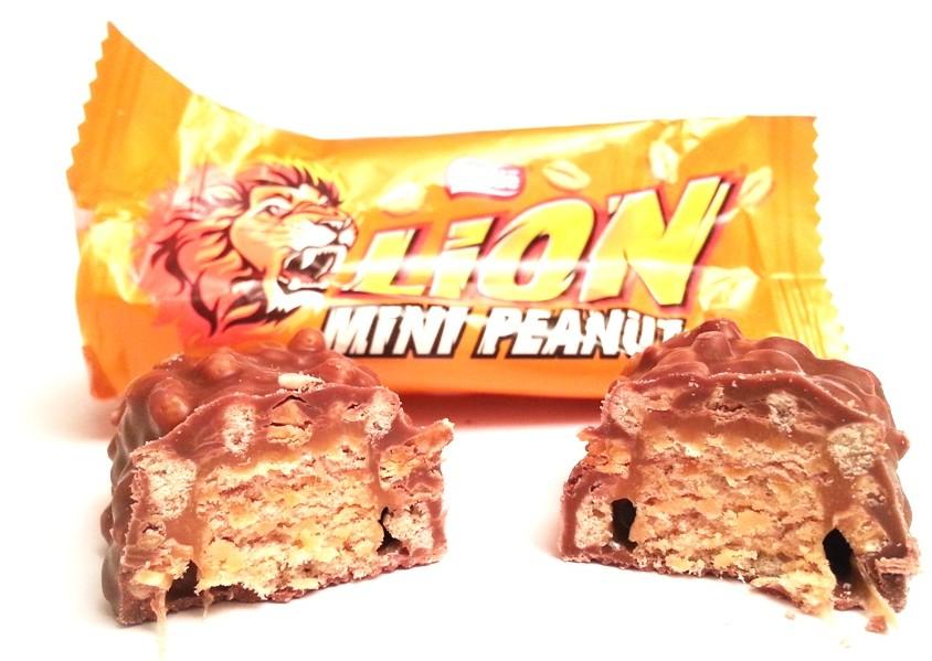 Nestle, Lion peanut (2)