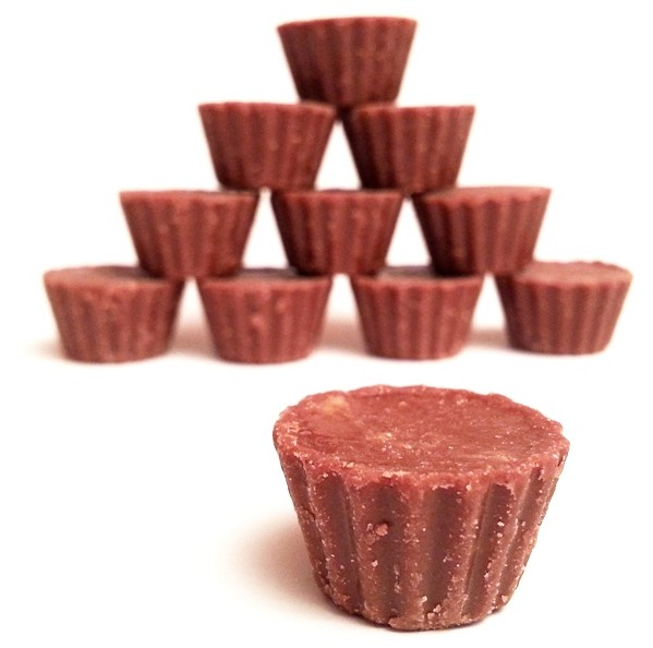 Reese's Peanut Butter Cups minis unwrapped mini cups (6)
