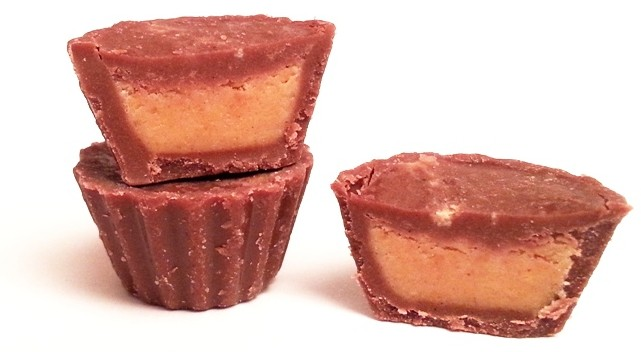 Reese's Peanut Butter Cups minis unwrapped mini cups (7)