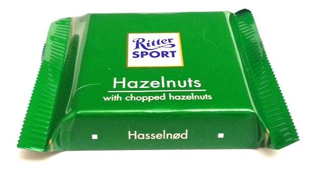 Ritter Sport Hazelnuss Hazelnuts (1)