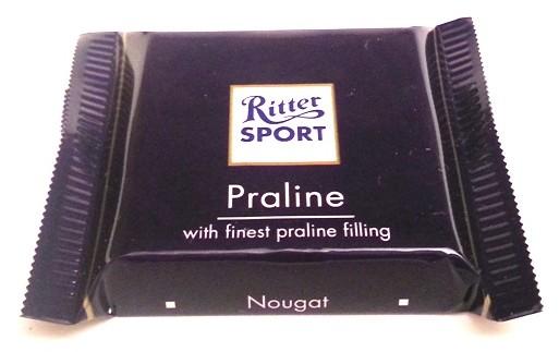 Ritter Sport Nugat Praline (1)