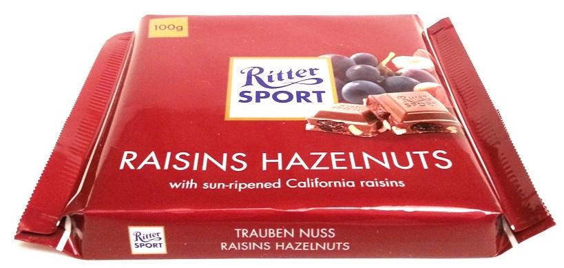 Ritter Sport Trauben Nuss Raisins Hazelnuts (1)