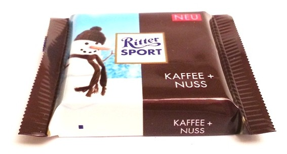 Ritter Sport mini Winter-Kreation Kaffee + Nuss (1)