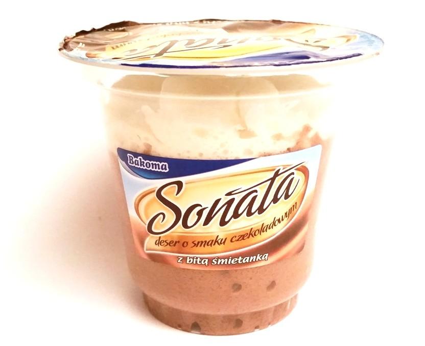 Bakoma, Sonata deser o smaku czekoladowym (1)