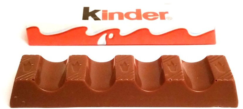 Ferrero, Kinder Chocolate (4)