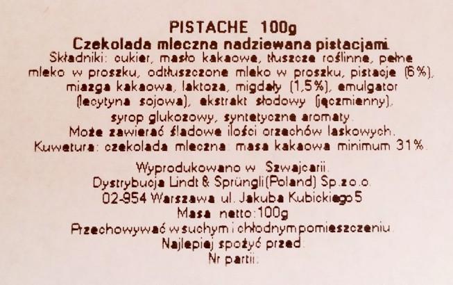 Lindt, Pistache (2)