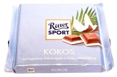 Ritter Sport, Kokos (1)