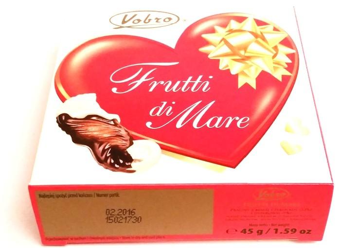 Vobro, Frutti di Mare mleczny toffi kakaowy orzechowy (1)