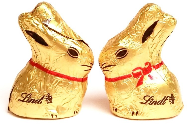 Lindt, Mini Goldhase (1)