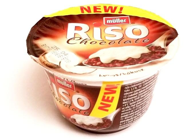 Muller, Riso Chocolate kokos (1)