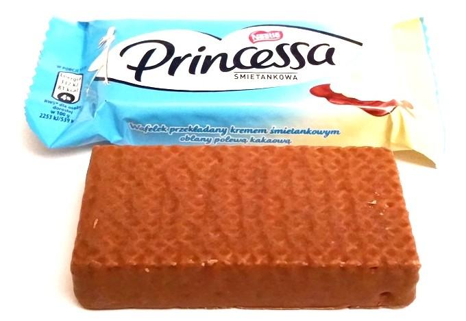 Nestle, Princessa śmietankowa (5)