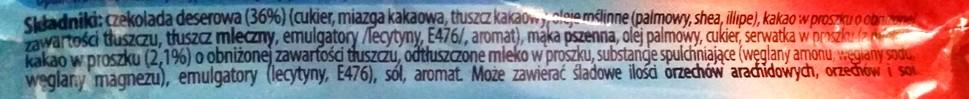 Nestle, Princessa czekoladowa (2)