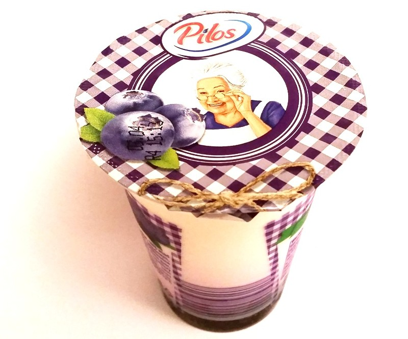 Pilos, jogurt Borówka (1)