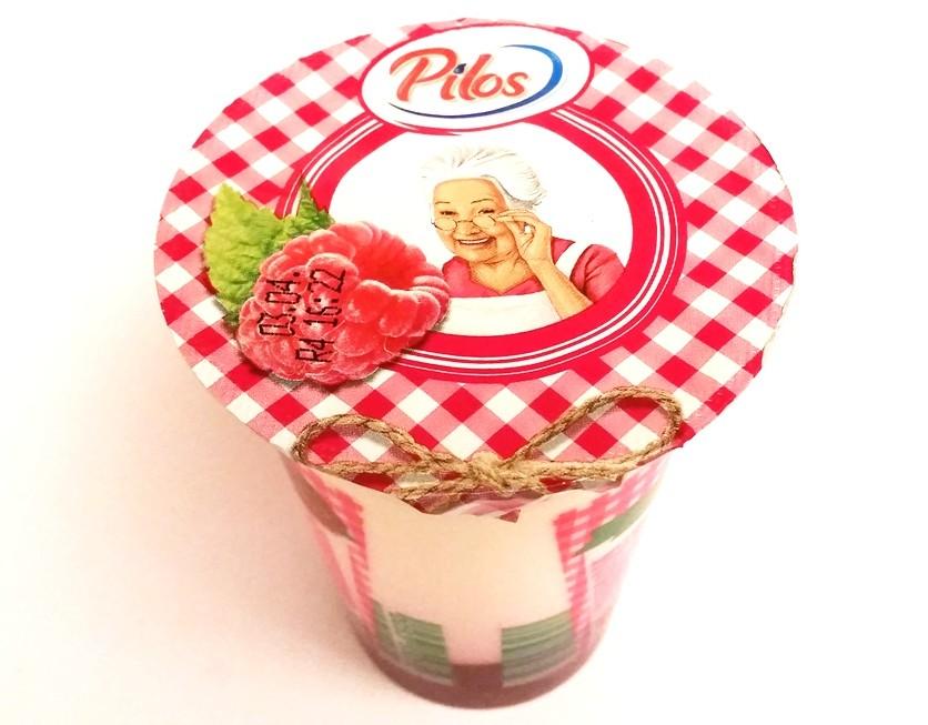 Pilos, jogurt Malina (1)