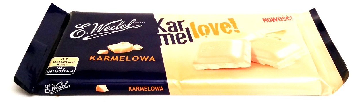 Wedel, Karmellove karmelowa (1)