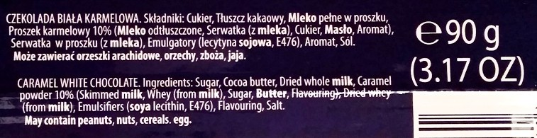 Wedel, Karmellove karmelowa (4)