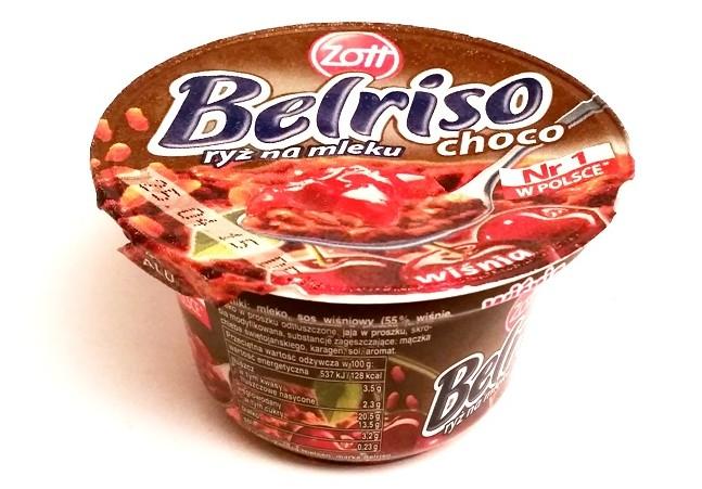 Zott, Belriso choco wiśnia (1)