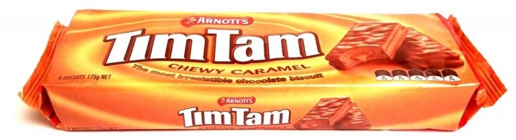 Arnotts, Tim Tam Chewy Caramel (Kopalnia Słodyczy) (1)
