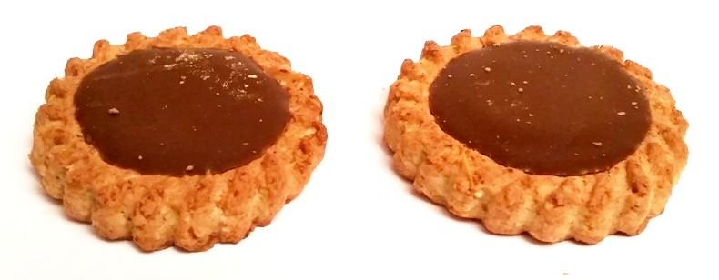 Bahlsen, Krakuski, Karmelio zbożowe z karmelem i czekoladą mleczną (7)