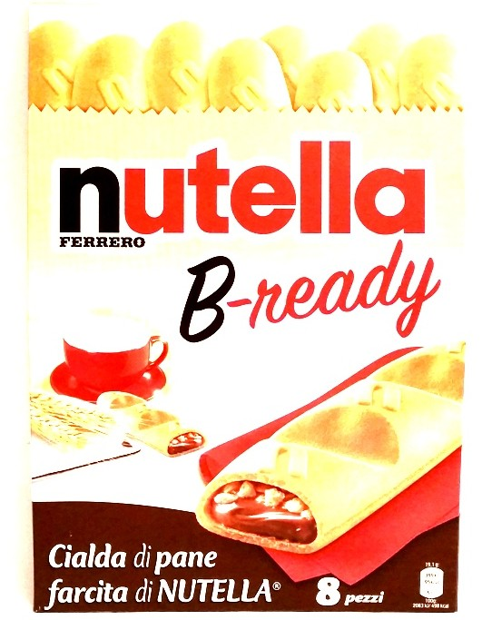 Ferrero, Nutella B-ready (1)