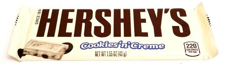 Hersheys, Cookies n Creme (1)