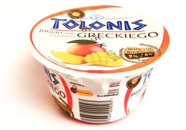 Lactalis, Tolonis jogurt typu greckiego z mango (1)
