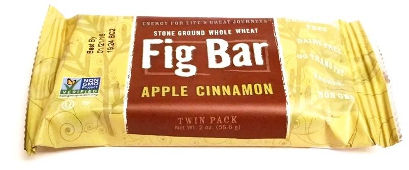 Natures Bakery, Fig Bar Apple Cinnamon (5)