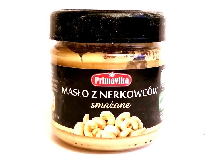 Primavika, Masło z nerkowców smażone
